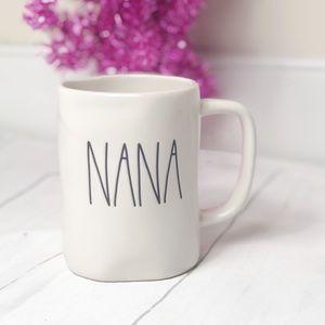 """New Rae Dunn """"NANA"""" Mug"""